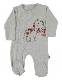 Pajac pižama za dojenčke Mala Ritka