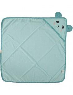 Brisača s kapuco za dojenčka