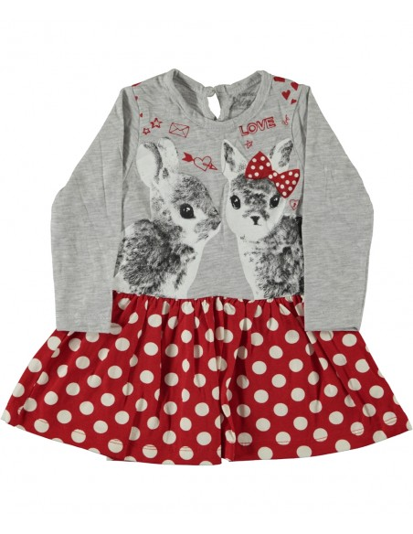 tunika oblekica za punčko mala ritka