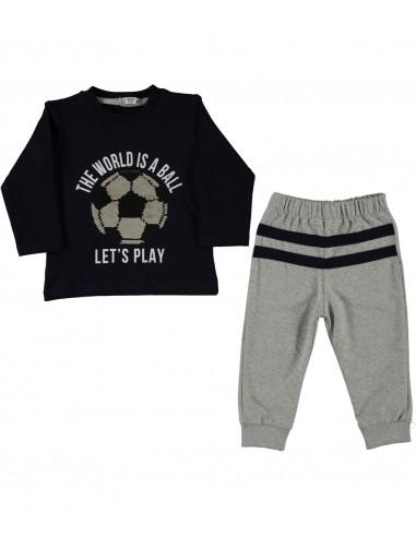 Trenirka za fantka - nogometna žoga