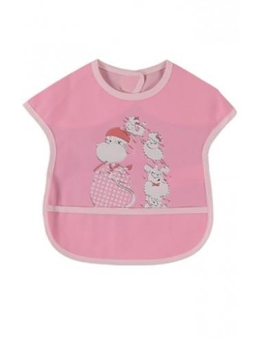 Slinček za dojenčka - roza