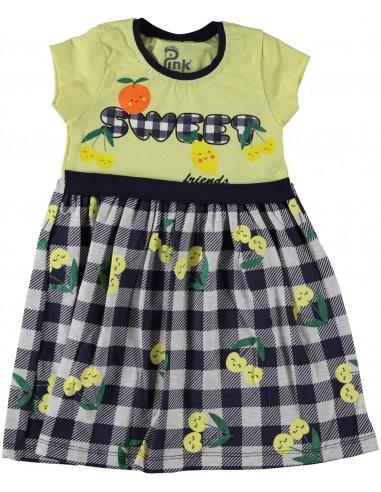 Oblekica za punčko (92-110) - Sladko...
