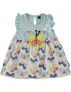 tunika za punčko deklico dekliška oblekica