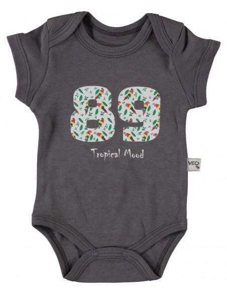 Bodi s kratkimi rokavi za dojenčka za malčka