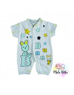 pajac romper pižama za dojenčka mala ritka