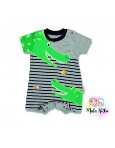 pajac modni za vsak dan poletni mala ritka za dojenčke
