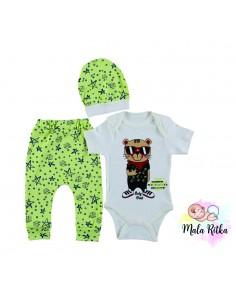 Komplet za dojenčke mala ritka oblačila