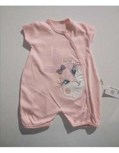 pajac modni za vsak dan poletni mala ritka za dojenčke romper