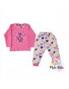 Pižama za deklice mala ritka