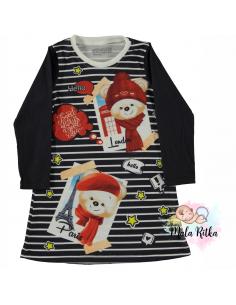 obleklica tunika za punčke deklice mala ritka