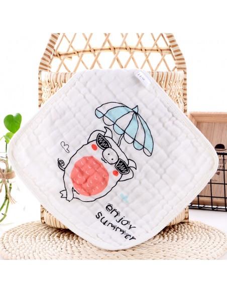 krpice za umivanje iz muslin bombaža